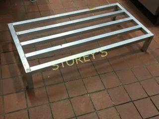Alumin Dunnage Rack   48 x 24