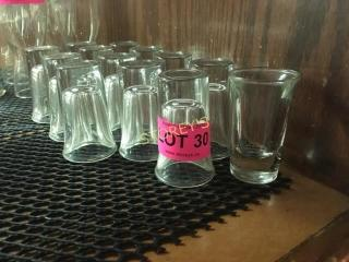 13 Shot Glasses