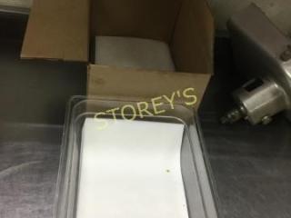 Part Box of 8 x 12 Wax Paper