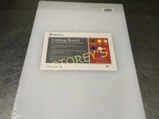 New 12 x 18 Browne Cutting Board