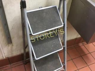 3  Step Stool