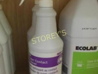 2 Bottles of Super Contact Cleaner