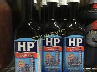 19 Bottles of HP Sauce