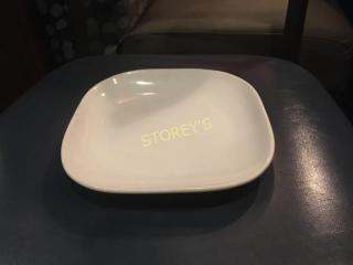 Syracuse 8  Sq  Side Plate