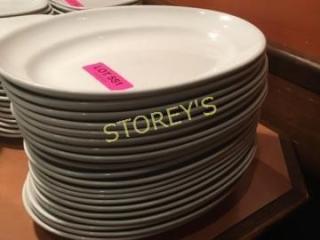 Syracuse 13 x 9 Oval Platter