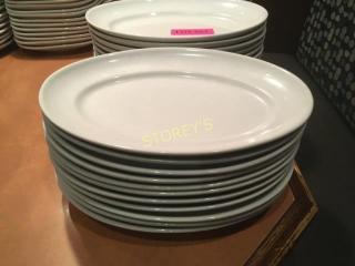 Syracuse 11 x 8 Oval Platter