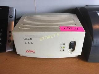 APC Battery Backup