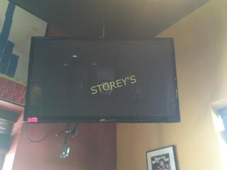 lG 50  Flat Screen TV