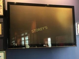 lG 42  Flat Screen TV
