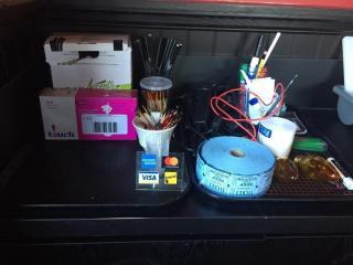 lOT  Misc  Bar   Office Supplies