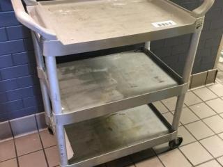 Rubbermaid Dish Cart