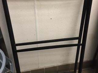 2  Folding Sign Frames