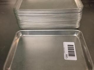 Aluminum Sheet Pan   13  x 9