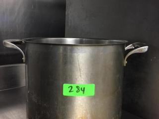 Browne Thermalloy S S Stock Pot   12 Qt