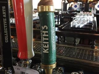 Alexander Keith s Beer Tap Handle