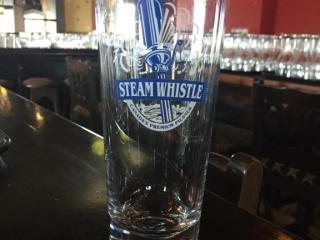 22 Steam Whistle Beer Glasses