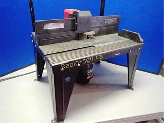 Router & Router Table