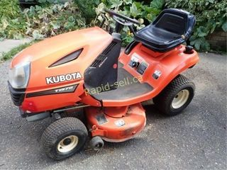 Kubota Riding Lawn Tractor
