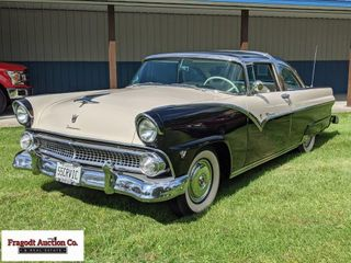 1955 Ford Crown Victoria, 292 automatic with Power