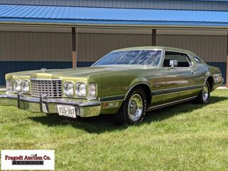 1973 Ford Thunderbird, 460 auto transmission, 72,6