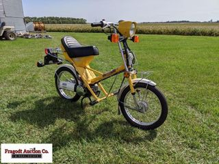 1980 Honda Moped, starts and runs great, only 935
