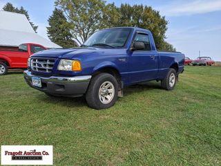 2003 Ford Ranger XLT, 3.0 V-6, auto transmission,!