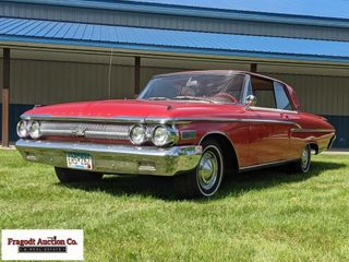 1962 Mercury Monterey, 390 4 barrel, auto, Power
