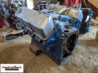 351 C, Blown Motor, Block once owned by Bill Ellio