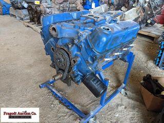 351 Stroker 69 heads adj rockers, H.P. hyd roller