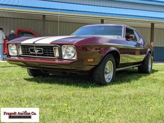 1973 Ford Mustang Coupe, 351 C Auto, Power steerin