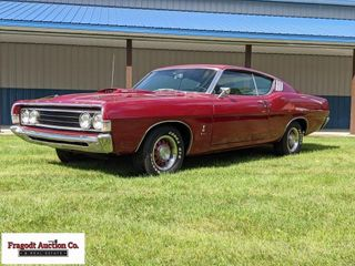 1969 Ford Torino Fastback, 428 Cobra Jet Ram Air w