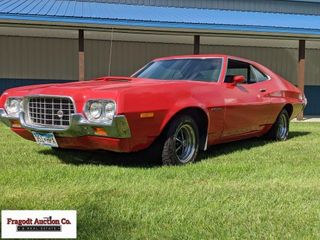 1972 Ford Gran Torino, 351 C 4V auto, engine has b