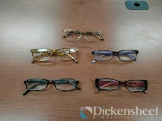 50 READING GLASSES LOT AS PHOTOGRAPHED