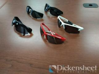 50 SUNGLASSES/GLASSES AS PHOTOGRAPHED