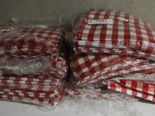 Lot # 1601 - (10) American Dawn red and white