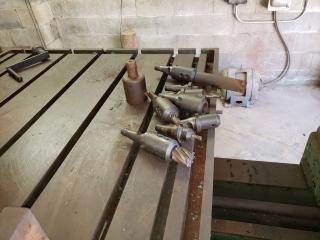 Machine & Fab Equipment