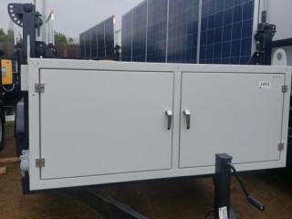 2012 SCT 20 Mobile Solar Generator by DC SOLAR