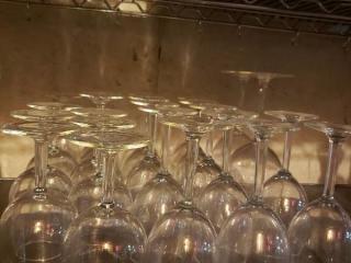 Lot 23 Wine Glasses