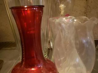 Lot 8 Vases
