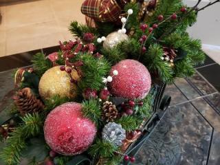 Christmas Slay Decoration