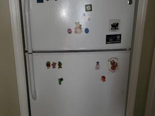 Whirlpool White Refrigerator