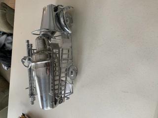 Godinger Fire Engine Thirst Extinguisher Shaker and Tools