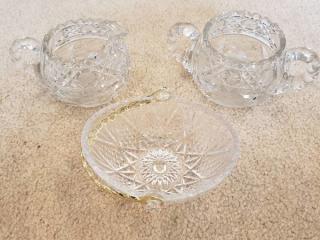 Crystal Dishware