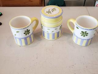Huston Harvest Coffee Mug Set