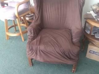 Vintage Sitting Chair