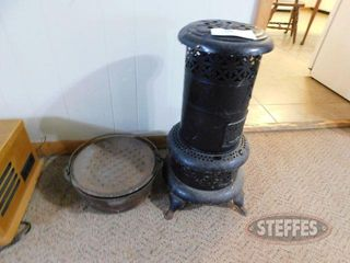 Cast Iron Kettle Kerosene Heater 2 jpg