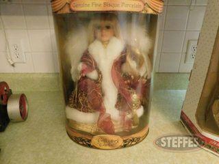 Collectors Choice Porcelain Doll 2 jpg