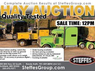 15 Hay   Forage Hay Auction Postcard 8 5x5 5 2020Dates jpg