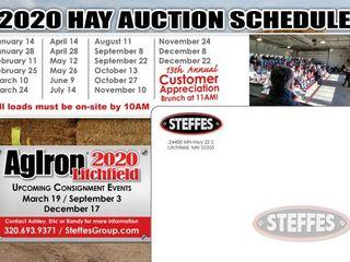 16 Hay   Forage Hay Auction Postcard 8 5x5 5 2020Dates2 jpg