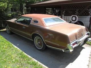 1973 Lincoln Continental Mark IV (6...